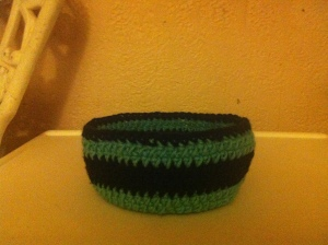 Tiffany's Crochet Chamber Pot